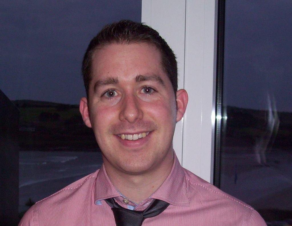 Harry O'Neill